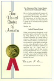 特許取得済