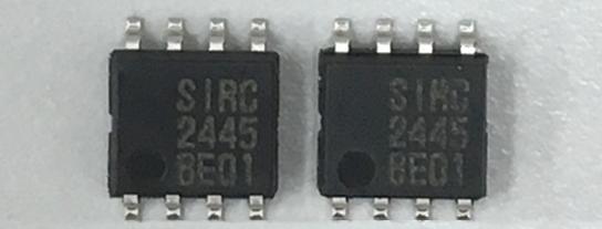 SIRCセンサの特徴